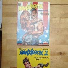 Cómics: RANXEROX. Lote 202487702