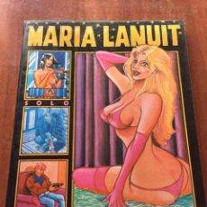 Cómics: CÓMIC MARIA LANUIT. Lote 203111163