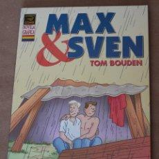 Cómics: MAX SVEN – NOVELA GRÁFICA – LA CÚPULA – 1ª ED. AÑO 2005 – NUEVO (PRECINTADO). Lote 30580654