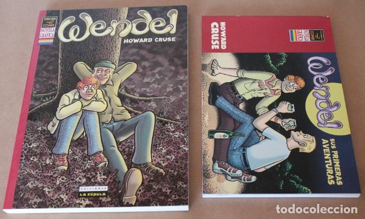 WENDEL + PRIMERAS AVENTURAS – NOVELA GRAFICA - LA CÚPULA - NUEVOS (PRECINTADOS) (Tebeos y Comics - La Cúpula - Comic USA)