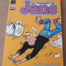 Cómics: EL MUNDO DE JANE – NOVELA GRAFICA - LA CÚPULA - 1ª ED. AÑO 2005 - NUEVO (PRECINTADO). Lote 203361068