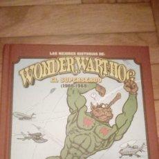 Cómics: WONDER WART-HOG EL SUPERSERDO (1966-1968) GILBERT SHELTON LA CÚPULA EDICIONES 2011. Lote 203384476