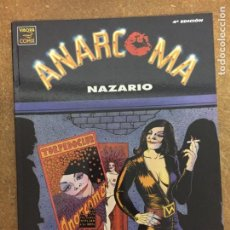 Cómics: ANARCOMA (NAZARIO). Lote 204003641