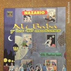 Cómics: ALÍ BABÁ Y LOS 40 MARICONES (NAZARIO). Lote 204003970
