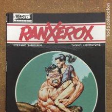 Cómics: RANXEROX (TAMBURINI / LIBREATORE) - LA CÚPULA, 1981, 1ª EDICIÓN. Lote 204004257
