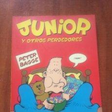 Cómics: JUNIOR Y OTROS PERDEDORES. Lote 204071145