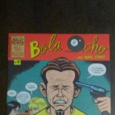 Fumetti: BOLA OCHO Nº2 DANIEL CLOWES - BRUT COMIX. Lote 204144115