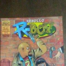 Cómics: R-BOY Nº1 REBOLLO - BRUT COMIX. Lote 204144845