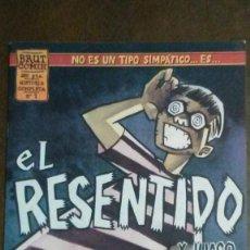 Cómics: EL RESENTIDO Nº1 X JUACO - BRUT COMIX. Lote 204145118
