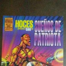 Cómics: SUEÑOS DE PATRIOTA - BRUT COMIX. Lote 204145290