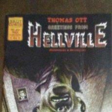 Cómics: HELLVILLE - BRUT COMIX. Lote 204145986