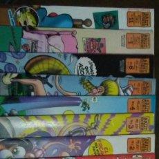 Cómics: MUNDO IDIOTA DE PETER BAGGE NºS 1,2,3,4,5,6,7 Y 11 - BRUT COMIX. Lote 204147106