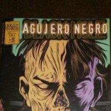 Cómics: AGUJERO NEGRO Nº5 - CHARLES BURNS - BRUT COMIX. Lote 204147360