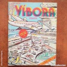 Cómics: EL VIBORA NUM 8-9 NUM DOBLE. Lote 204790163