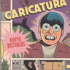 Cómics: DANIEL CLOWES - CARICATURA - EDICIONES LA CÚPULA. Lote 205708585