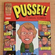 Cómics: PUSSEY. Lote 205819415