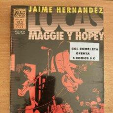 Cómics: LOCAS. MAGGIE Y HOPEY. Lote 205819950