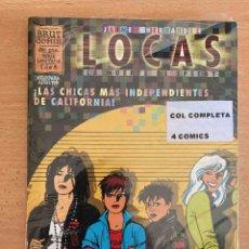 Cómics: LOCAS. LA MUERTE DE SPEEDY. Lote 205821483