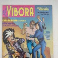Cómics: COMIC EL VIVORA Nº 136/MBE¡¡¡¡¡. Lote 205844993