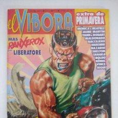 Cómics: COMIC EL VIBORA Nº 158 EXTRA DE PRIMAVERA RANXEROX/MBE¡¡¡¡¡. Lote 205845327
