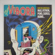 Cómics: COMIC EL VIVORA Nº 118/MBE¡¡¡¡¡. Lote 205845460