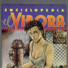 Cómics: ENCICLOPEDIA EL VIBORA CONTIENE LOS NUMEROS 140,141,142 LA CUPULA. Lote 206121242