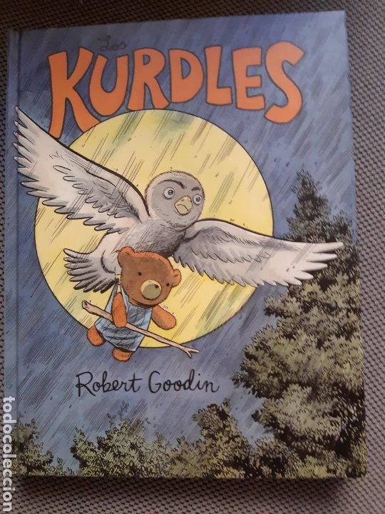 LOS KURDLES. ROBERT GOODIN. LA CÚPULA. TAPA DURA (Tebeos y Comics - La Cúpula - Comic USA)