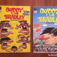Cómics: BUDDY Y LOS BRADLEY. Lote 206206385