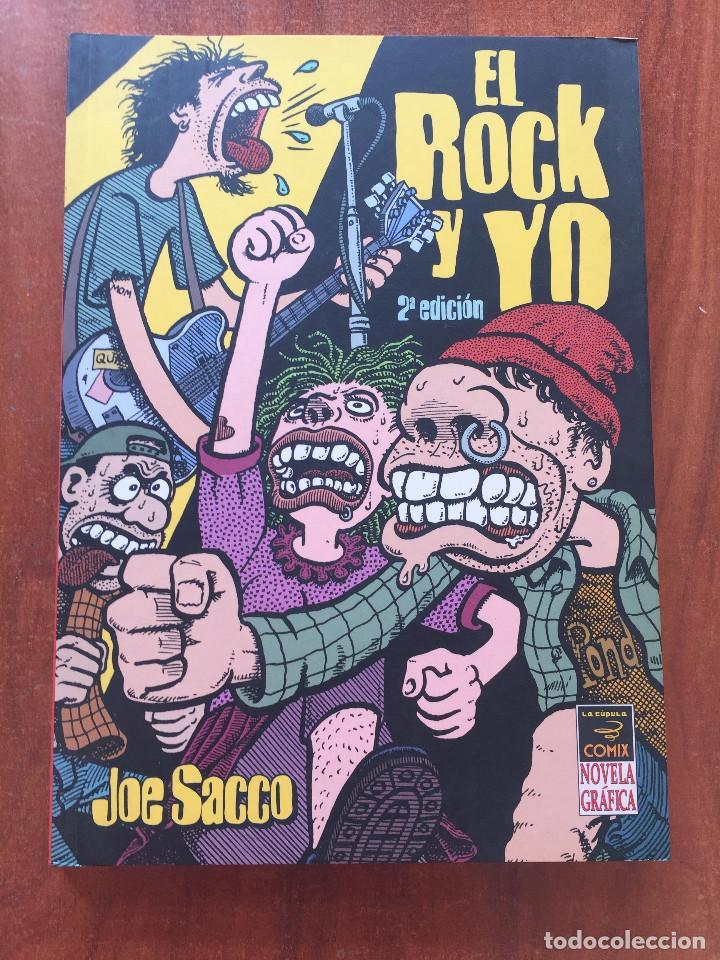 EL ROCK Y YO (Tebeos y Comics - La Cúpula - Comic USA)