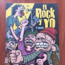 Comics : EL ROCK Y YO. Lote 206206627