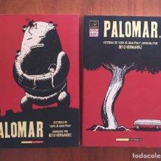 Cómics: PALOMAR. Lote 206219488