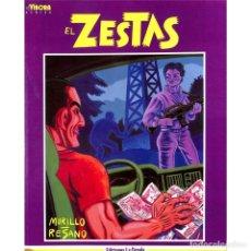 Cómics: EL ZESTAS Nº 1. Lote 206235600