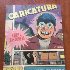 Cómics: CARICATURA. Lote 206241590