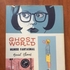 Cómics: GHOST WORLD. MUNDO FANTASMAL. Lote 206243450