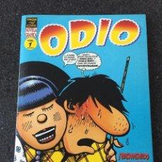 Cómics: ODIO VOL. 1 - ¡BIENVENIDO A SEATTLE BUDDY! - PETER BAGGE - VIBORA COMIX - LA CUPULA - 1995 - ¡NUEVO!. Lote 206541072