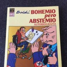 Cómics: BOHEMIO PERO ABSTEMIO - AUTOBIOGRAFÍA - BOLDÚ - VIBORA COMIX - LA CUPULA - 1995 - ¡NUEVO!. Lote 206541878