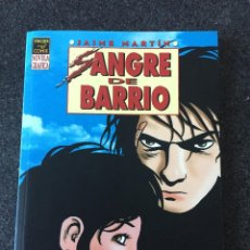 Cómics: SANGRE DE BARRIO - COMPLETA REVISADA Y AMPLIADA - VIBORA COMIX - LA CUPULA - 1994 - ¡NUEVO!. Lote 206542115