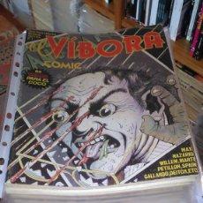 Cómics: * EL VIBORA * EDICIONES LA CUPULA 1979 * LOTE DE 120 Nº * EXCELENTES. Lote 206577592
