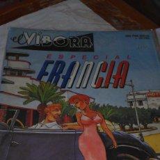 Cómics: * EL VIBORA * EDICIONES LA CUPULA 1985 * ESPECIAL * LOTE DE 11 Nº * EXCELENTES. Lote 206758897