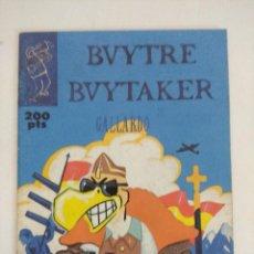 Comics: BUITRE BUITRAKER/GALLARDO.. Lote 206992400