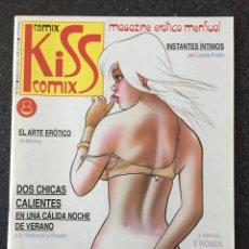 Cómics: KISS COMIX Nº 8 - MAGAZINE ERÓTICO MENSUAL - LA CUPULA - 1992 - ¡NUEVO!. Lote 207273651