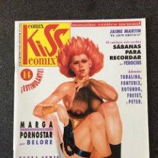 Cómics: KISS COMIX Nº 14 - MAGAZINE ERÓTICO MENSUAL - LA CUPULA - 1992 - ¡NUEVO!. Lote 207274066