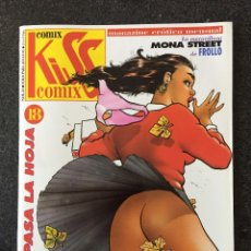 Cómics: KISS COMIX Nº 18 - MAGAZINE ERÓTICO MENSUAL - LA CUPULA - 1993 - ¡NUEVO!. Lote 207274442