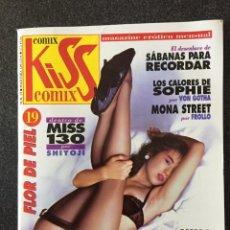 Cómics: KISS COMIX Nº 19 - MAGAZINE ERÓTICO MENSUAL - LA CUPULA - 1993 - ¡NUEVO!. Lote 207274491