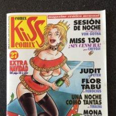 Cómics: KISS COMIX Nº 27 - MAGAZINE ERÓTICO MENSUAL - LA CUPULA - 1993 - ¡NUEVO!. Lote 207275180