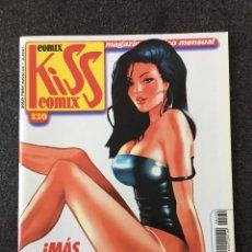 Cómics: KISS COMIX Nº 130 - MAGAZINE ERÓTICO MENSUAL - LA CUPULA - 2002 - ¡NUEVO!. Lote 207286028
