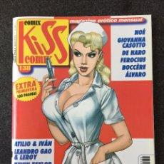 Cómics: KISS COMIX Nº 138 - MAGAZINE ERÓTICO MENSUAL - LA CUPULA - 2003 - ¡NUEVO!. Lote 207286553