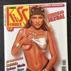 Cómics: KISS COMIX Nº 142 - MAGAZINE ERÓTICO MENSUAL - LA CUPULA - 2003 - ¡NUEVO!. Lote 207286871