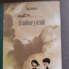 Cómics: EL CADÁVER Y EL SOFÁ. TONY SANDOVAL. Lote 207295257