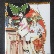 Fumetti: WET COMIX Nº 19 - MAGAZINE ERÓTICO SOLO PARA ADULTOS - MEGAMULTIMEDIA - 2000 - ¡NUEVO!. Lote 207540660
